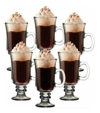 Kit 6 tacas de cappuccino - GIMP
