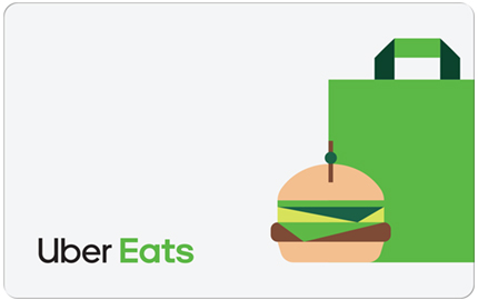 Uber Eats R$ 25,00