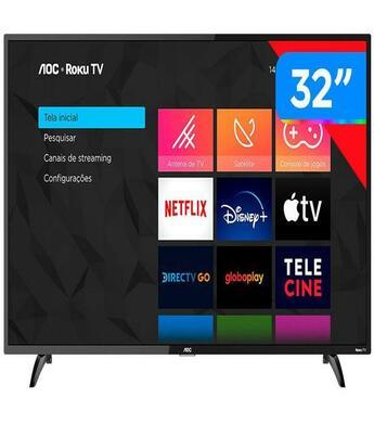Smart TV HD LED 32 AOC